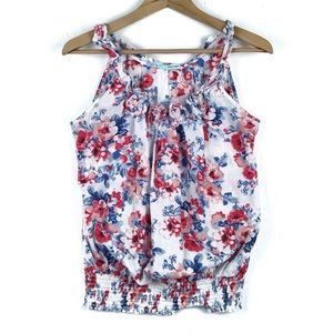 Maurices Rosette Floral Tank top
